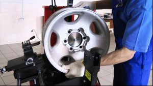 Балансировка колёс Mitsubishi