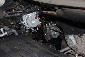 Дооснащение систем Mitsubishi