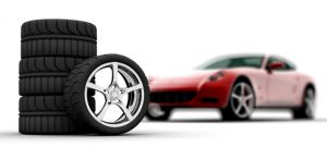 Шиномонтаж колёс любого формата Mitsubishi