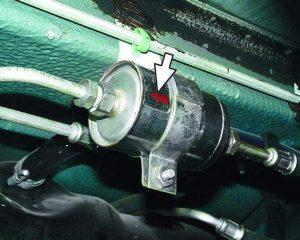 Замена топливного фильтра в СПб
